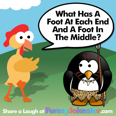 Foot Riddle
